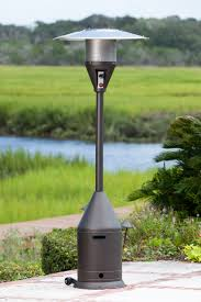 propane patio heaters mocha select series patio heater costco com exclusive well
