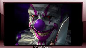 horror clown wallpaper android apps on google play