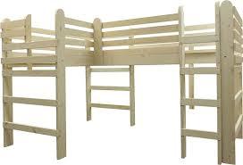 T Shaped Bunk Bed L Shaped Loft Bed Size Of Loft Bunk Beds Shared Corner Beds