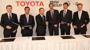 tmc toyota official bmw to supply diesel engines to toyota