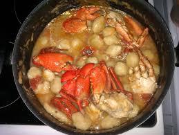 cuisiner crabe recette des dombrés de crabes
