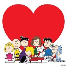 snoopy valentines day i you or happy s day peanuts