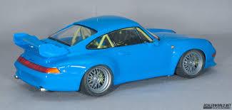 porsche voodoo blue porsche 911 gt2 scaledworld