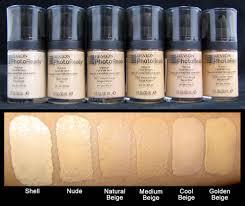 review revlon photo ready foundation makeup reviews