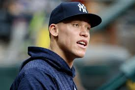 Aaron Judge Joins An Exclusive Club Of Yankees All Stars Pinstripe - yankees don t want season grind catching up to aaron judge