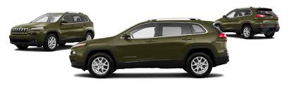jeep cherokee green 2015 2016 jeep cherokee 4x4 latitude 4dr suv research groovecar