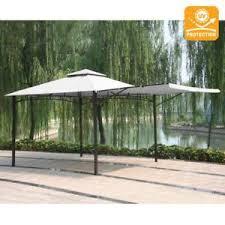 gazebo telo gazebo 3 3x3 3 metri giardino bar veranda mercato telo anti uv ebay