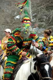 cajun mardi gras costumes it s cajun mardi gras in small towns the riders up early