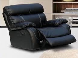awesome lazy boy style rocker recliner chair black rrp 499 ebay