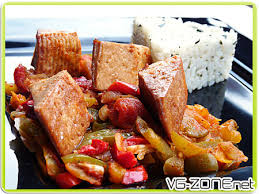 comment cuisiner du tofu tofu basquaise vg zone