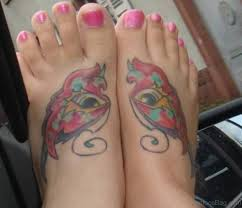 foot tattoos pain tattoo collections