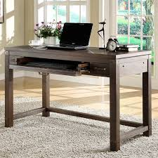 Computer Desk Tray Trent Design Beartree Computer Desk With Keyboard Tray