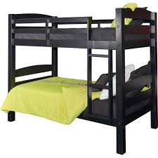Cymax Bunk Beds Powell Levi Bunk Bed In Black D1027y16b