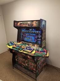 man cave arcade