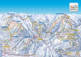 Colorado Ski Areas Map by Zell Am Ziller Austria Piste Map U2013 Free Downloadable Piste Maps