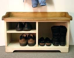 Small Entryway Shoe Storage Black Entryway Bench With Storage Baskets Entryway Bench With Shoe