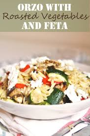 barefoot contessa pasta orzo with roasted vegetables and feta the tasty bite