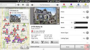 zillow app for android 5 most popular real estate android apps to find your house