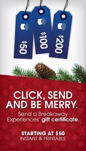 christmas gift for her unique gift ideas from breakaway experiences