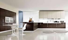Mahogany Kitchen Designs Modern Kitchen Design With L Shaped Brown Finish Mahogany Kitchen In