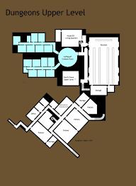 hogwarts map dungeons basement upper level by mvm5600 on