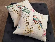 shabby chic throw pillows ebay