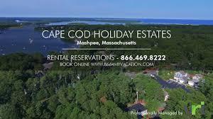 cape cod holiday estates a vri resort youtube