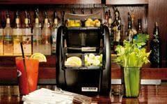 bar buffet table food linum europe