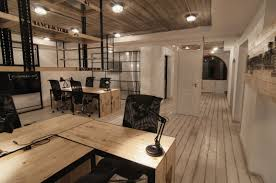 Industrial Office Interior Design Ideas креативный офис E Spres Oh плод студии Ezzo Design Office