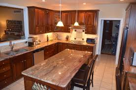 kim u0027s crema bordeaux granite countertops