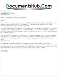 bunch ideas of cover letter sample for computer teacher with