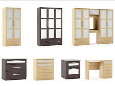 Argos Bedroom Furniture Set EBay - White bedroom furniture set argos