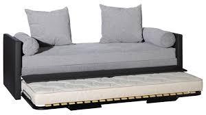 lit canapé gigogne choisir un canapé lit confortable