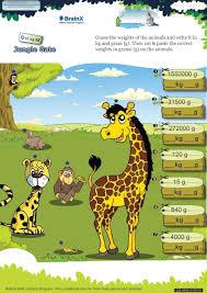 jungle gate math worksheet for grade 4 free u0026 printable worksheets