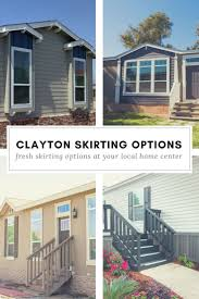 Home 123 by 123 Best Amazing Exteriors Images On Pinterest Clayton Homes