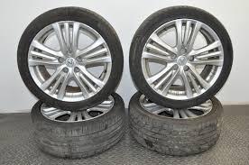 lexus alloys uk lexus gs 450h 2007 rhd r18 alloy wheel rim kit 4x 8jx18 with tires