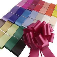 pull bows wholesale 40x large pull bows wholesale assorted colours 50mm florist