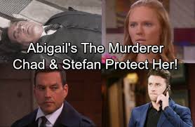 Days Of Our Lives Meme - days of our lives spoilers abigail murdered andre stefan and