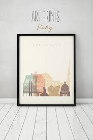 Home Decor Oklahoma City by Copenhagen Print Poster Wall Art Copenhagen Denmark