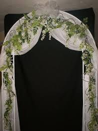 cheap wedding arch indoor wedding arch ideas
