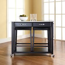 kitchen island cart with stools kitchens design