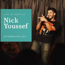 nick youssef comedy home facebook