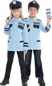 police uniform teen boy halloween costumes traffic cop cosplay