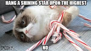 Christmas Grumpy Cat Meme - the best of grumpy cat s christmas smosh