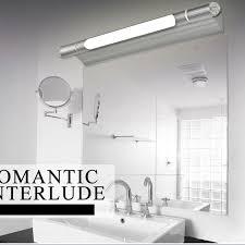 7w 60cm modern led mirror light bathroom wall mount bathroom led