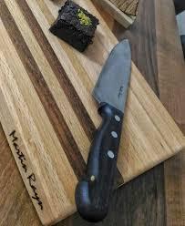 martin kitchen knives steak martin rayn cut plum soft knife chefknife chef