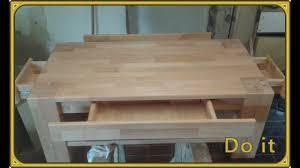 Wohnzimmertisch Selber Bauen Couchtisch Selber Bauen Teil 4 4 Mit Schubkasten Sehr Robust Und