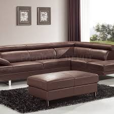 Sectional Sofas With Recliners by Furniture Elegant Full Grain Leather Sofa For Luxury Living Room