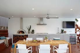 kitchen ceiling fan ideas beautiful outdoor kitchen ideas for summer freshouz