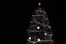 let there be christmas tree light 8 photos photo gallery